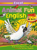 Book Cover - Animal Fun Maths