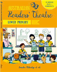 Book Cover - Australian Readers Theatre Lower Primary