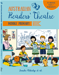 Book Cover - Australian Readers Theatre Middle Primary