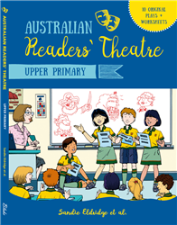 Book Cover - Australian Readers Theatre Upper Primary