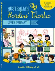 Book Cover - Australian Readers Theatre Upper Primary