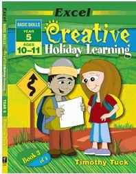 Creative Holiday Fun Year 5
