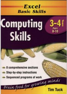Book Cover - Excel 34 Computing