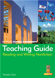 Book Cover: Go Facts - Global Community - Teaching Guide