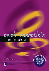 Cover of the book 'Music Essentials - Arranging'