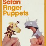 Safari Finger Puppets