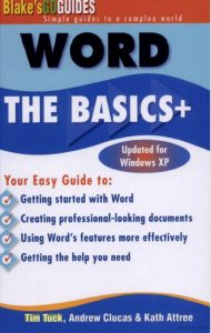 Book Cover - Word: The Basics