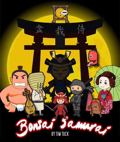 Bonsai Samurai!