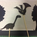 Sample shadow puppets