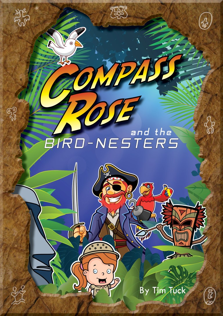 Compass Rose and the Birdnesters (Poster)